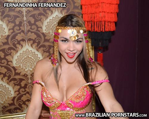 Fernandinha Fernandez Biographie